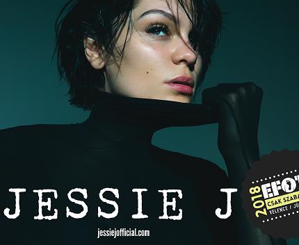 Világsztár popdíva érkezik az EFOTT-ra: Jessie J végre Magyarországon is fellép