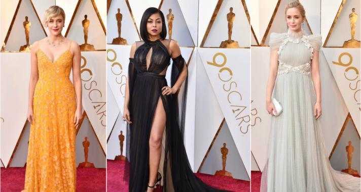 Top10: a 90. Oscar-gála legstílusosabb szettjei
