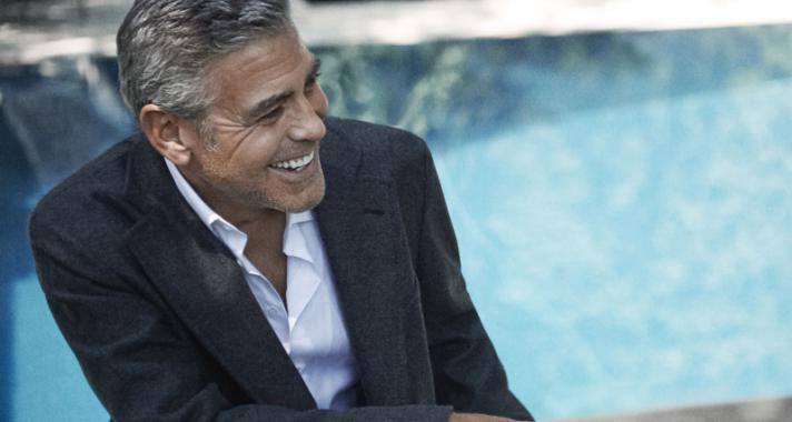 10 kép, ami bizonyítja, hogy George Clooney még mindig a világ egyik legszexibb pasija