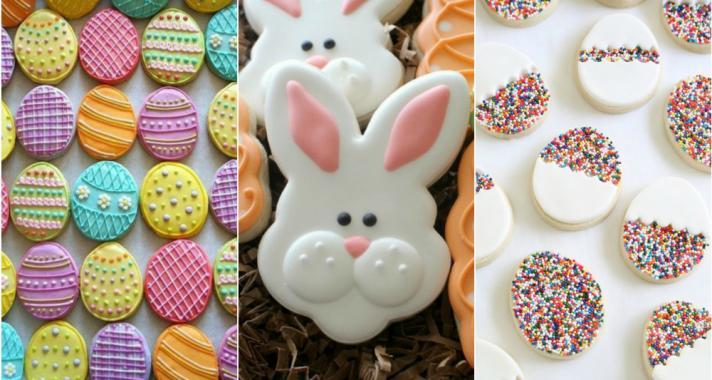 Top10: csodás húsvéti kekszek