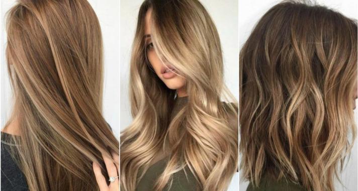 Top10: a legszebb szőkés barna hajszín árnyalatok