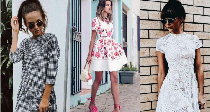 Stílusiskola: így viselj mini ruhákat idén tavasszal