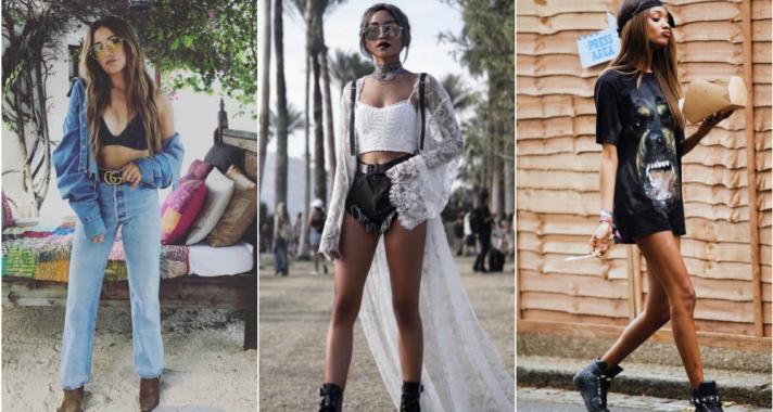 Stílusiskola: ezekkel az outfitekkel hangolódj a fesztiválszezonra