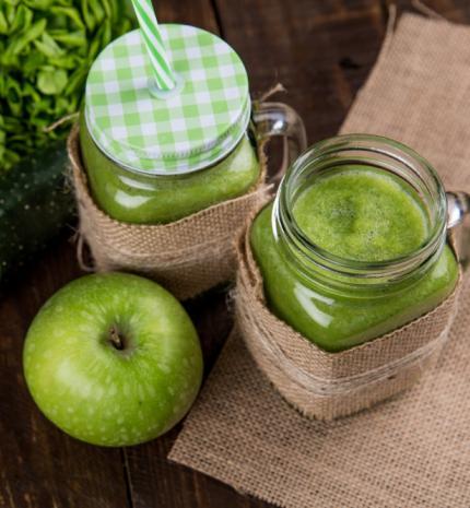 5 egészséges és finom zöld smoothie recept