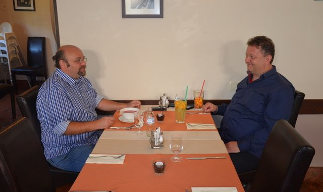 Makk VII-es beszélgetések – Rozgonyi Zoltán, a Hegyvidéki Smooth Jazz Klub vezetője