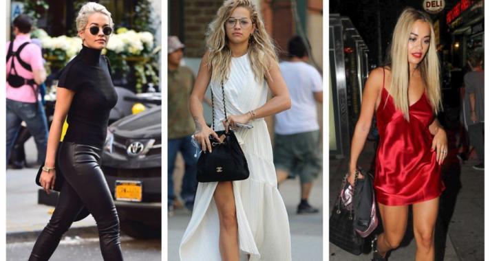 Stílusiskola: nőies és laza outfit ötletek Rita Ora-tól