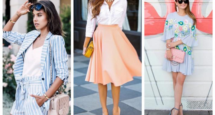 Stílusiskola: így viselj pasztell színeket nyáron