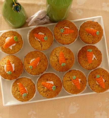 Cukormentes répatorta muffin