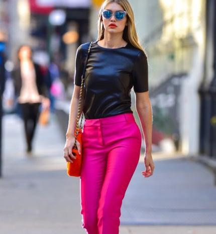 Stílusiskola: nyáron viselj pinket!