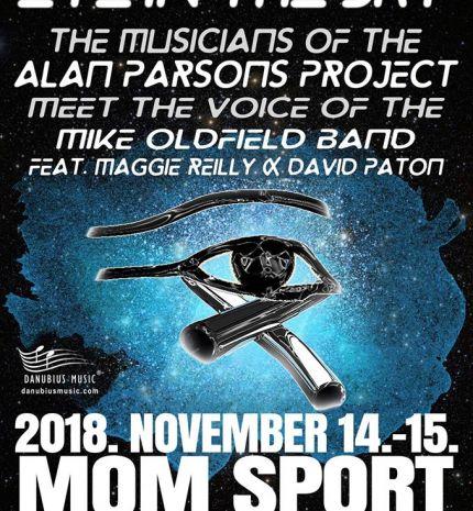 Alan Parsons Project zenészei egyesülnek Mike Oldfield Band hangjával, azaz Maggie Reilly-vel