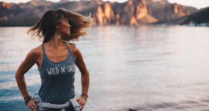 Konditermi edzésről nőknek! Gyakorlatok a feszes karokért