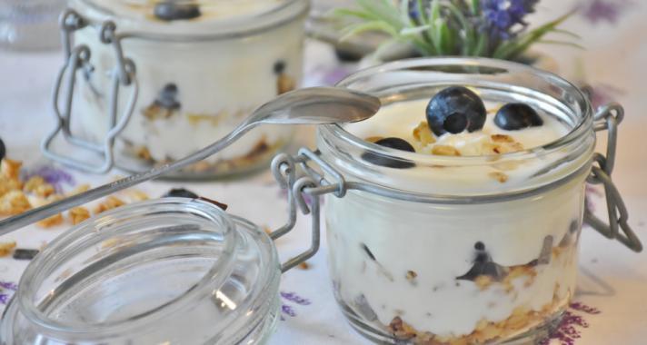 Overnight oats – zabkása elvitelre