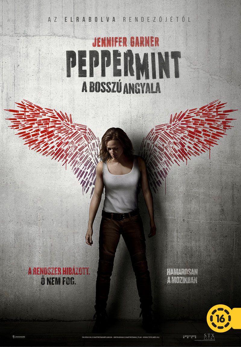 Peppermint A Bosszu Angyala