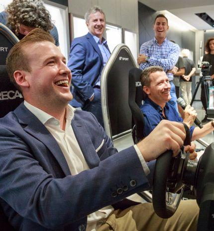 Ismét autóversenyt rendeztek a belvárosban