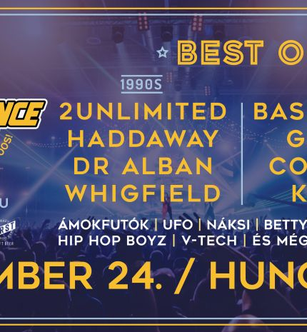 TOTAL DANCE FESTIVAL - BEST OF 1990S AND 2000S