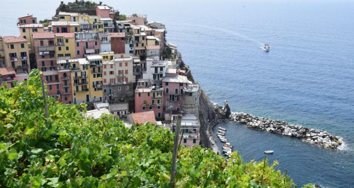 Jóval több, mint öt falu : Cinque Terre