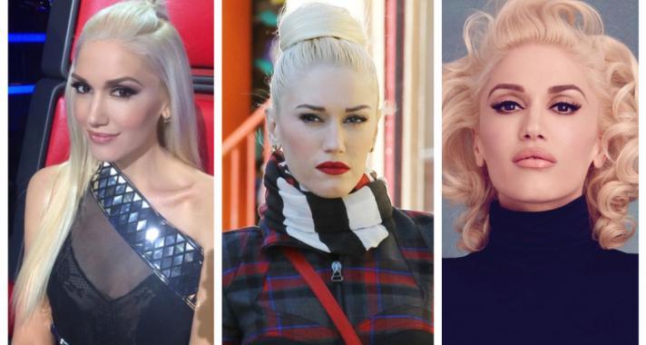Top10: a legjobb frizura ötletek Gwen Stefani-tól