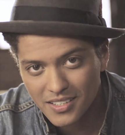 Top5: Bruno Mars legjobb slágerei hétfő reggelre