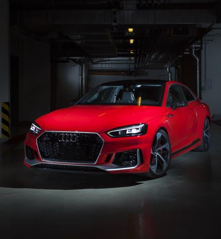 Amikor nem számít, hogy mi mennyire praktikus - Kipróbáltuk az Audi RS5-öt