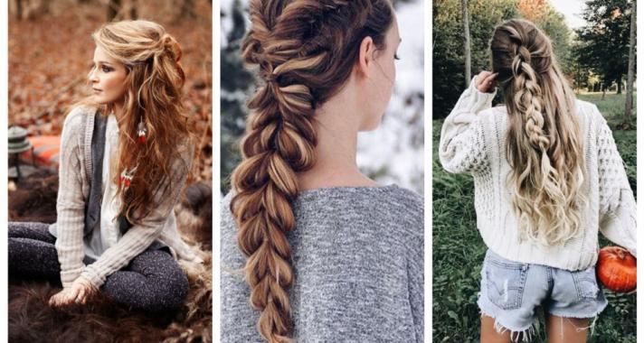 Top10: bohém frizura ötletek őszre