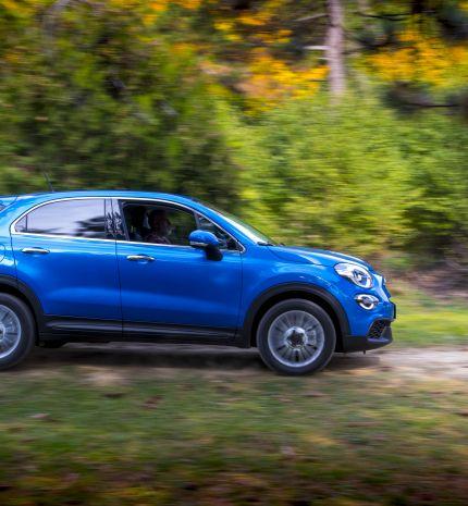 Új Fiat 500X: a jövő autója megújult motorpalettával és technológiákkal