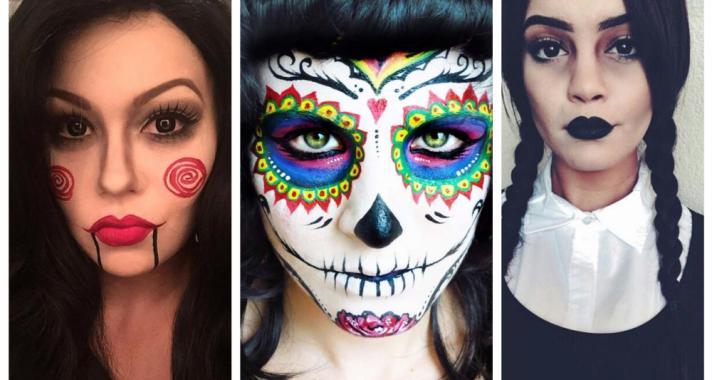 Top10: a legjobb Halloween sminkek