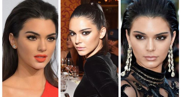 Top10: smink ötletek Kendall Jenner-től