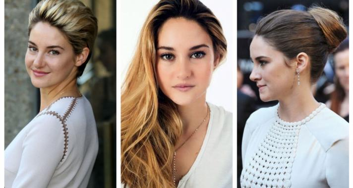 Top10: frizura ötletek Shailene Woodley-tól