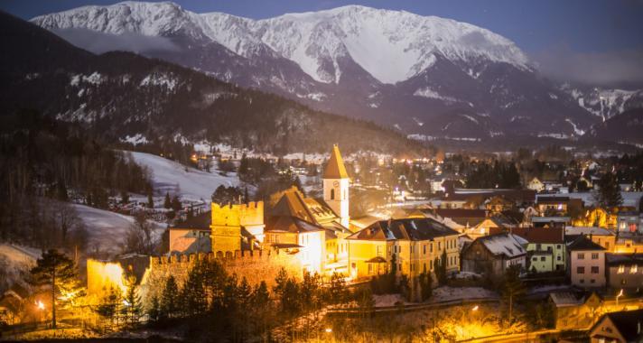 Alsó-Ausztria, az adventi varázslat hazája