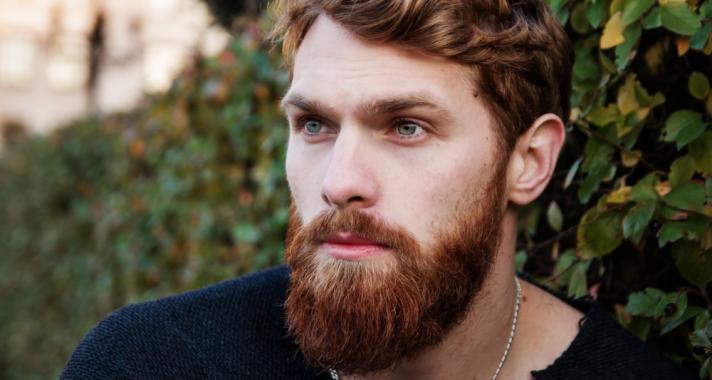 Miért vonzóbbak a szakállas férfiak?
