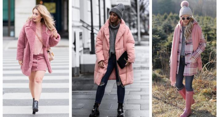 Stílusiskola: dobd fel a téli szürkeséget rózsaszínnel