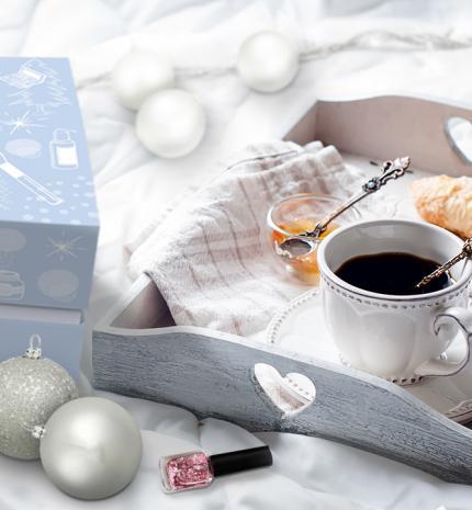 Lepd meg magad karácsonyra – 3 dolog, ami miatt megérdemled a törődést