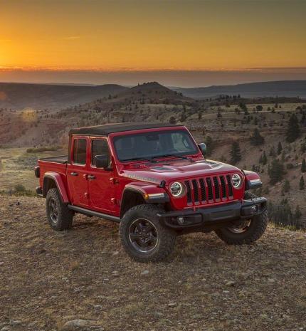 Jeep Gladiator 2020: a terepre született pick-up