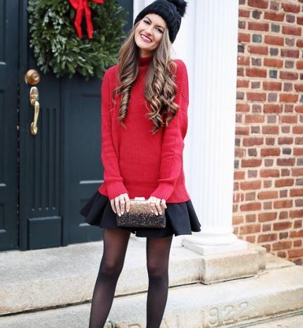 Stílusiskola: csinos outfitek decemberre
