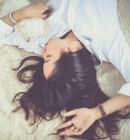 A tested 6 jelzése, hogy lazítanod kell