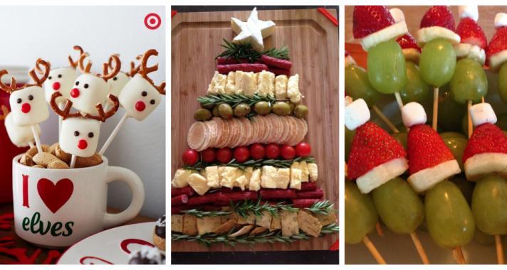 Top10: karácsonyi vendégváró falatok