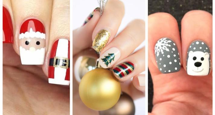 Top10: manikűr ötletek karácsonyra