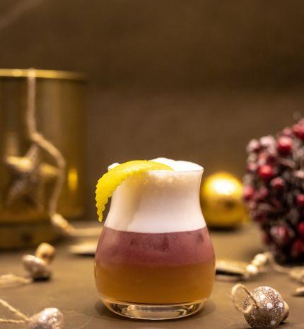 Lélekmelengető karácsonyi whiskey koktélok