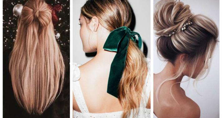 Top10: frizura ötletek karácsonyra