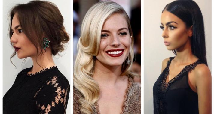 Top10: frizura ötletek szilveszterre