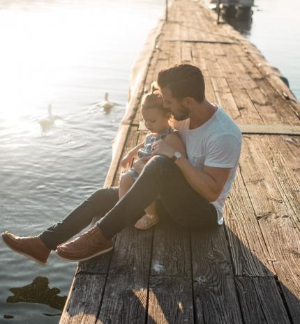 Szülés utáni depresszió apáknál