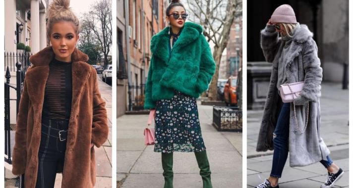 Stílusiskola - így viseld az alapdarabokat télen: szőrös kabátok