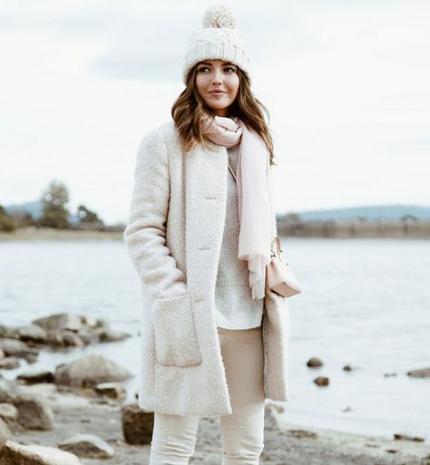 Stílusiskola: így viselj fehéret télen