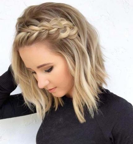Top10: inspiráció rövid frizurához