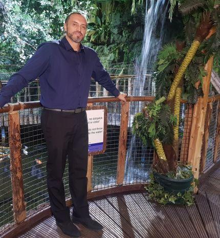 'A búvárkodás egy fantasztikus látvánnyal járó, rendkívül nyugodt élmény' - interjú Farkasdi Thomasszal, a Tropicarium tulajdonosával