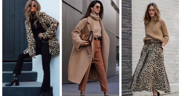 Stílusiskola: így viseld a leopárd mintát