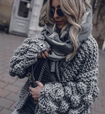 Stílusiskola: szürke outfitek, amelyek cseppet sem unalmasak