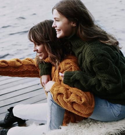 A hosszantartó barátság jelei