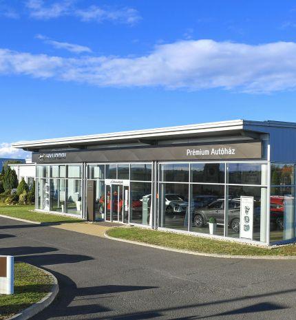 'A cél az, hogy a jövő autószalonja egy az ügyfelek számára kellemes és stresszmentes időtöltés legyen'