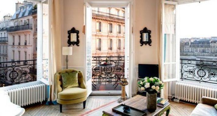 Otthonok francia stílusban